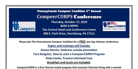 Pennsylvania Compeer Coalition - Annual CompeerCORPS Conference tickets