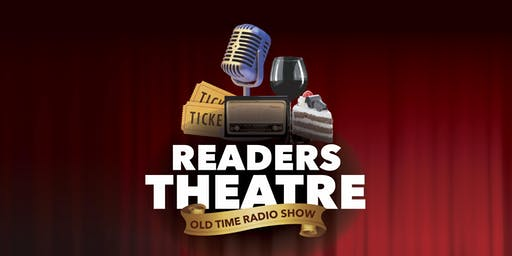 MRRL Foundation Presents Readers Theatre of Mystery, Crime, and Terror!