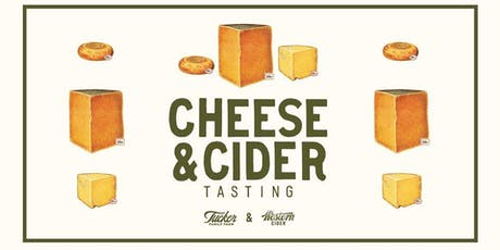 Cheese & Cider Tasting tickets