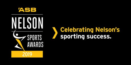 2019 ASB Nelson Sports Awards