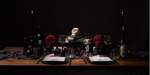Spooky Soiree Table Design