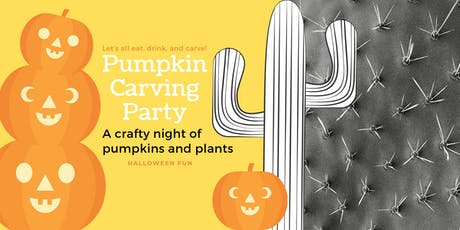 Pumpkin Carving and Planting party tickets