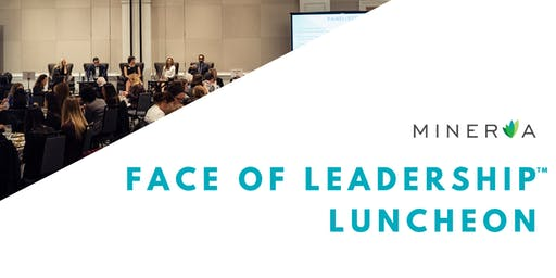 The Face of Leadership™ Luncheon: Accelerating the Pace of Change