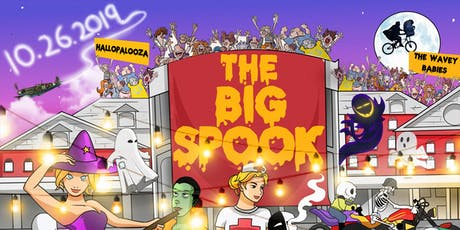 THE BIG SPOOK: One HELL of a DAYPARTY tickets