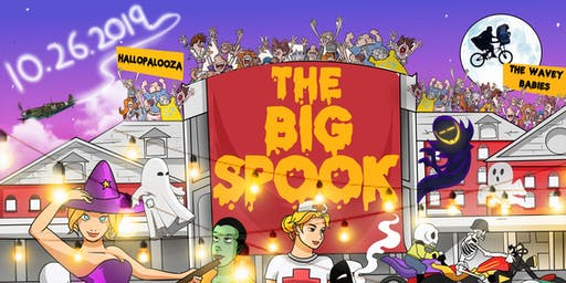 THE BIG SPOOK: One HELL of a DAYPARTY
