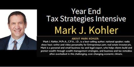Mark J. Kohler Intensive tickets