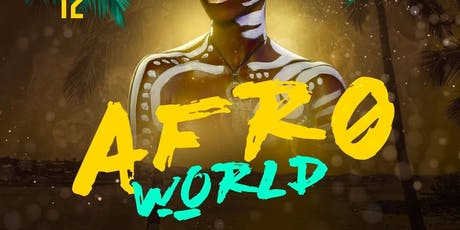 AFRO WORLD MIAMI tickets