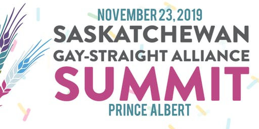 2019 Saskatchewan Gay-Straight Alliance Summit