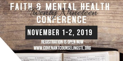 Faith and Mental Health Conference 2019