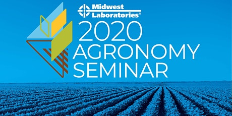 Midwest Labs 2020 Agronomy Seminar tickets
