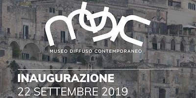Nasce il Museo MUDIC nei Sassi di Matera. Il 22 settembre l'inaugurazione