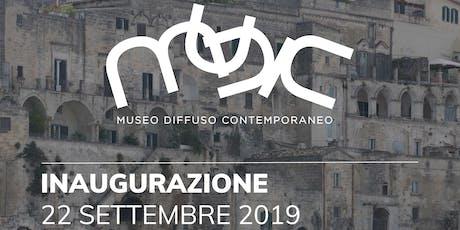 Nasce il Museo MUDIC nei Sassi di Matera. Il 22 settembre l'inaugurazione biglietti