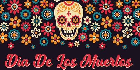 Day of the Dead Sugar Skull Painting tickets