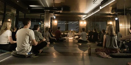 Full Moon Meditation & Sound Bath by the River tickets