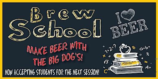 BIG DOG'S BREW SCHOOL 26: CACAOABUNGA CHOCOLATE COCONUT PORTER