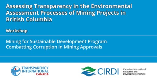 Assessing Transparency in the Environmental Assessment Processes of Mining