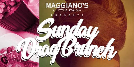 Sunday Drag Brunch tickets