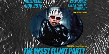 SNAP! Y2K: '90s vs '00s Dance Party - The Missy Elliott Party tickets