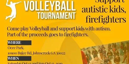 Volleyball Fund Raising