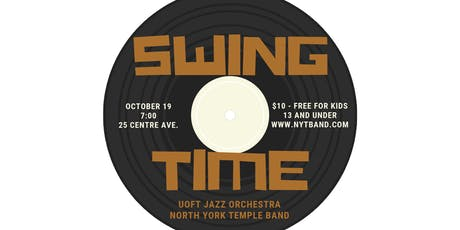 Swing Time tickets