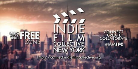 NYC | Indie Film Collective - September 2019 - Speed Networking at Frames tickets