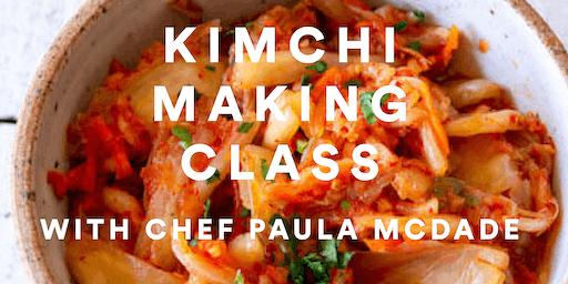 Luke's Local Commons: Kimchi-Making Class