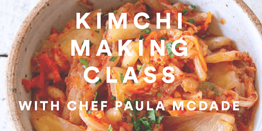 Luke's Local Commons Kimchi-Making Class