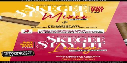 Skegee Stay Lit Mixer @ Fellaship ATL (11/07) & Lounge @ TU (11/09) RSVP