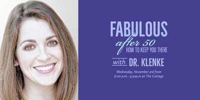 Fabulous After 50: How to Keep You There!