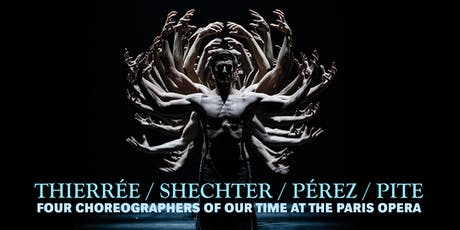 Four Choreographers of our Time at the Paris Opera: Thierrée / Shechter / Pérez / Pite | 2019 SF Dance Film Festival tickets