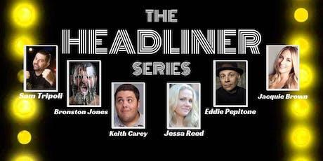 The Headliner Series LA: Sam Tripoli tickets