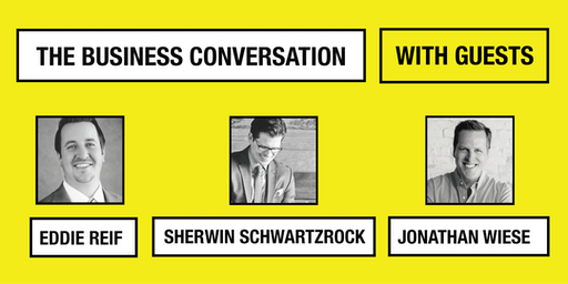 The Business Conversation: Designing for Business Impact