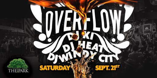 Overflow Saturday at The Park!