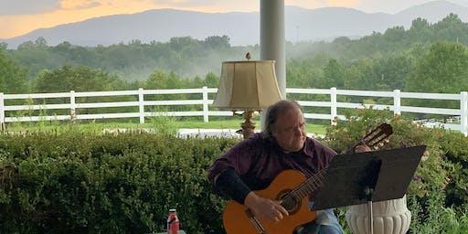 Music on the Terrace - Paul Bowman
