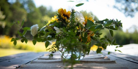 Field 2 Vase Flower Farm Dinner tickets