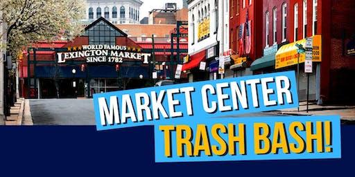 Market Center Trash Bash!