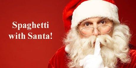 Maggiano's Spaghetti With Santa! tickets