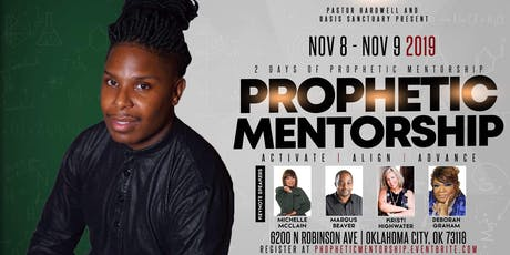 Prophetic Mentorship OKC tickets