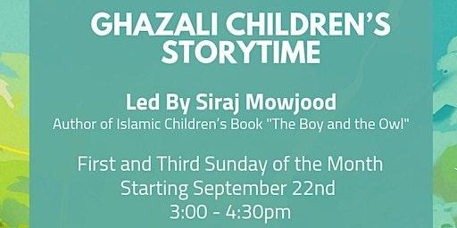 Ghazali Children's Storytime