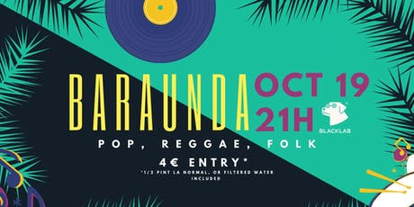 Baraunda - Live @BlackLab entradas