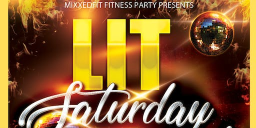 LIT Saturday 2019 - Dance Fitness Party