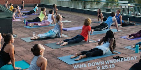 Wine Down Wednesday at Old Bay Marketplace tickets