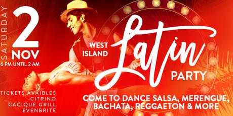 West Island Latin Party tickets