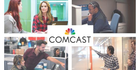 Comcast Outbound Business Sales Representative Hiring Event 10/8 tickets
