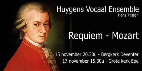 Requiem Mozart tickets