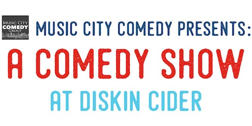 A Comedy Show At Diskin Cider