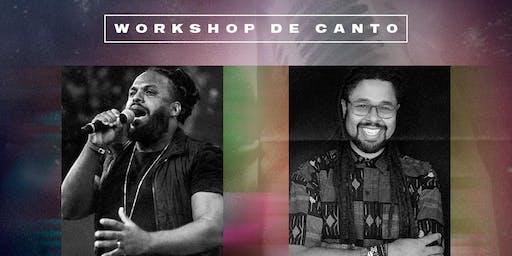 Workshop Findi do Canto Edu Satajah/ Brunao Graça