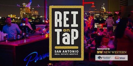 REI on Tap   San Antonio Real Estate Meetup tickets