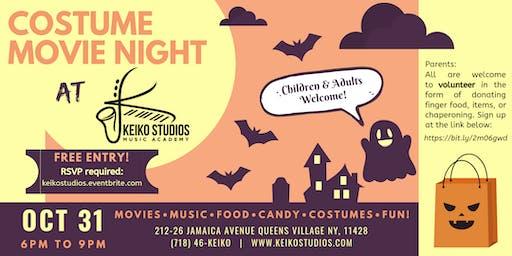 Costume Movie Night