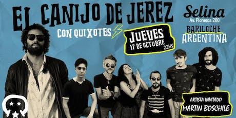 EL CANIJO DE JEREZ CON QUIXOTES (ESPAÑA) entradas